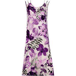 Ulla Popken Women's Plus Size Nightgown